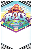 The Incredible Race VBS: Bulletin Inserts
