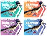 The Incredible Race VBS: Praying For You Postcard