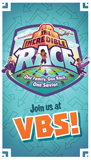 The Incredible Race VBS: Promotional Cards