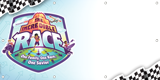 The Incredible Race VBS: Outdoor Banner