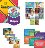 The Incredible Race VBS: Junior Resource Kit
