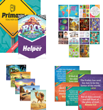 The Incredible Race VBS: Primary Resource Kit