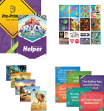 The Incredible Race VBS: Pre-Primary Resource Kit