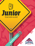 The Incredible Race VBS: Junior Teacher Guide