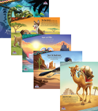 The Incredible Race VBS: Animal Pal Posters