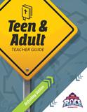 The Incredible Race VBS: Teen/Adult Teacher Guide