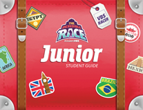 The Incredible Race VBS: Junior Student Guide: ESV