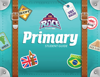 The Incredible Race VBS: Primary Student Guide: ESV