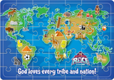 The Incredible Race VBS: Magnet Puzzle