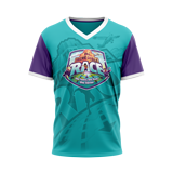 The Incredible Race VBS: Student Athletic T-Shirt: Youth Large