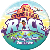 The Incredible Race VBS: Logo Button