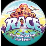 The Incredible Race VBS: Logo Button