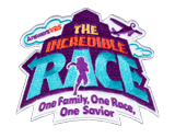 The Incredible Race VBS: Iron-On Patch