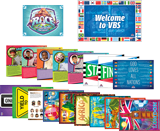 The Incredible Race VBS: Decoration Poster Set