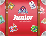 The Incredible Race VBS: Junior Student Guide: KJV