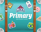 The Incredible Race VBS: Primary Student Guide: KJV