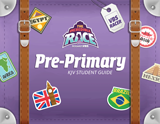 The Incredible Race VBS: Pre-Primary Student Guide: KJV