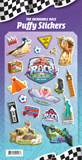 The Incredible Race VBS: Puffy Sticker Set