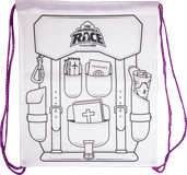Kids Color-in Backpack