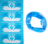 The Incredible Race VBS: Tubular Bandanas: Blue