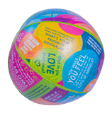 Inflatable Icebreaker Ball