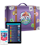 The Incredible Race VBS: Starter Kit: Kit + Digital