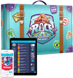 The Incredible Race VBS: Super Starter Kit: Cont + Digital