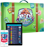 The Incredible Race VBS: Super Starter Kit + Digital: Trad + Digital