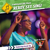 The Incredible Race VBS: Traditional MP3