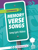 The Incredible Race VBS: Contemporary Memory Verse Song Videos: Lyric Videos