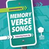 The Incredible Race VBS: Memory Verse Songs Contemporary Digital Album