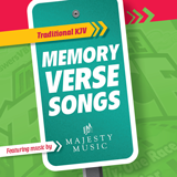 The Incredible Race VBS: Memory Verse Songs Traditional Digital Album