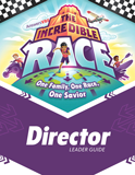 The Incredible Race VBS: Director Guide PDF