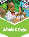 The Incredible Race VBS: Science and Crafts Guide PDF