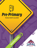 The Incredible Race VBS: Pre-Primary Teacher Guide PDF