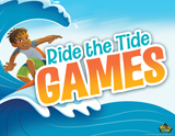 Mystery Island VBS: Ride the Tides Games Rotation Sign