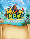 Mystery Island VBS: Promotional Flier
