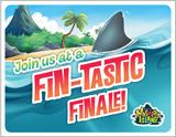 Mystery Island VBS: Closing Program Invitation Postcard