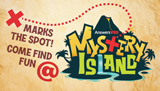 Mystery Island VBS: Promotional Business Cards