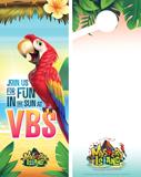 Mystery Island VBS: Door Hangers
