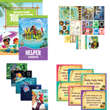 Mystery Island VBS: Toddler Resource Kit