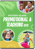 Mystery Island VBS: Promotional & Teaching DVD: DVD