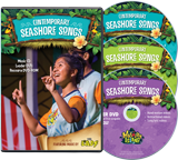 Mystery Island VBS: Music Leader Set: Contemporary