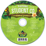 Mystery Island VBS: Traditional Student Music Audio CD 10 Pack: 10 Pack