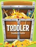 Mystery Island VBS: Toddler Student Guide: ESV