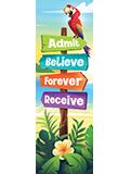 Mystery Island VBS: Gospel Bookmark