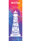 Mystery Island VBS: Attributes of God Bookmark