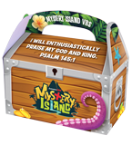 Mystery Island VBS: Treasure Box
