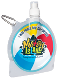 Mystery Island VBS: Water Bottle