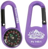 Mystery Island VBS: Carabiner